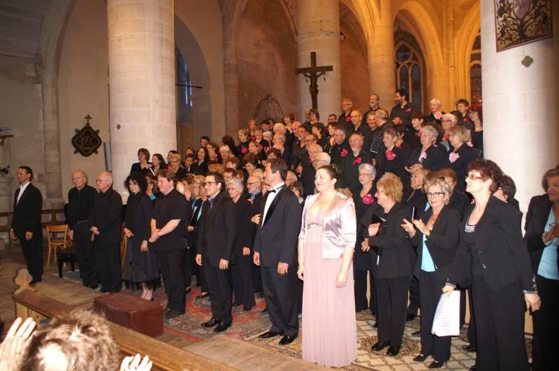 Concert aux Sables dOlonne