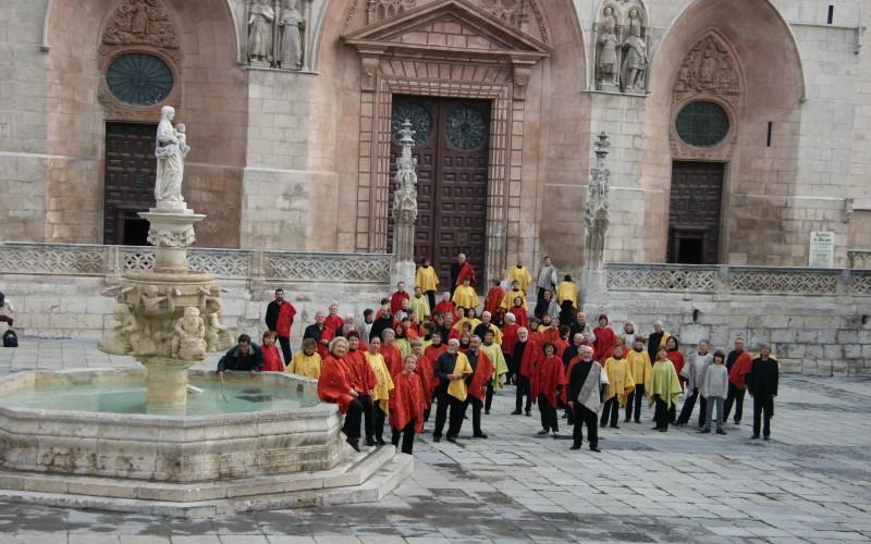 Concert à Burgos en 2009