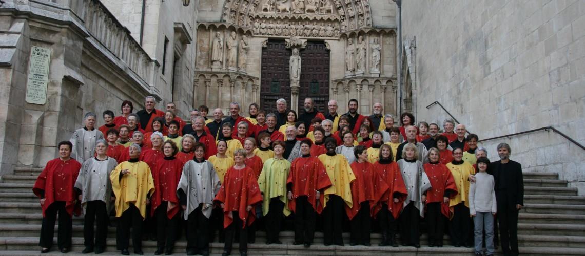 Le Choeur en Espagne